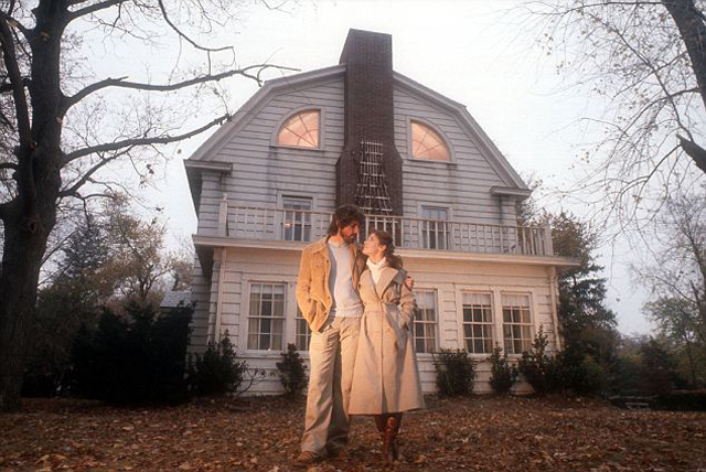 The Amityville Horror Year 1979 Director Stuart Rosenberg James Brolin Margot Kidder