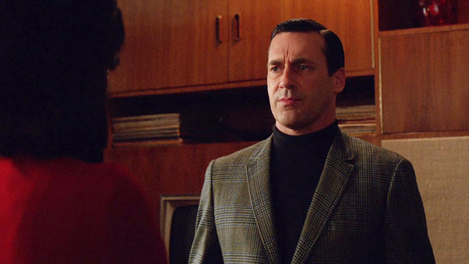 mad men, serial ubrania, styl, moda