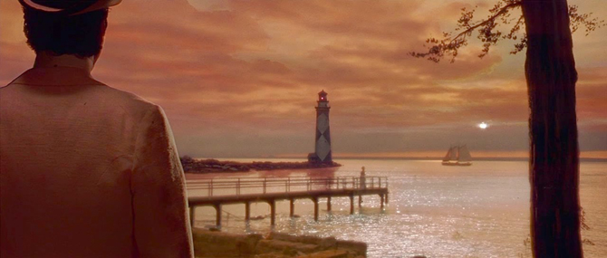 Age of Innocence HD lighthouse matte