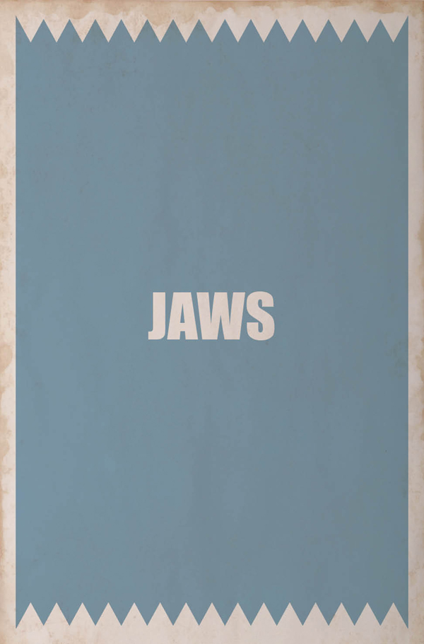 jaws-minimalist-movie-poster