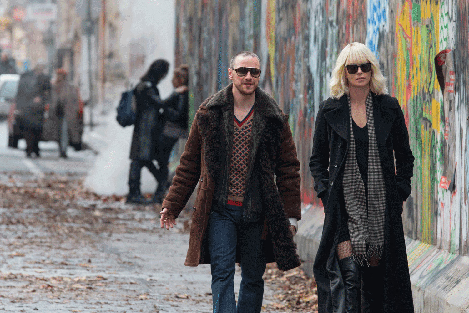 Atomic blonde, film
