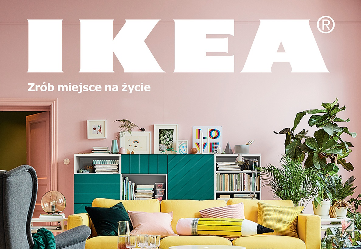 ju jest nowy katalog ikea 2018 na co zwr ci uwag. Black Bedroom Furniture Sets. Home Design Ideas