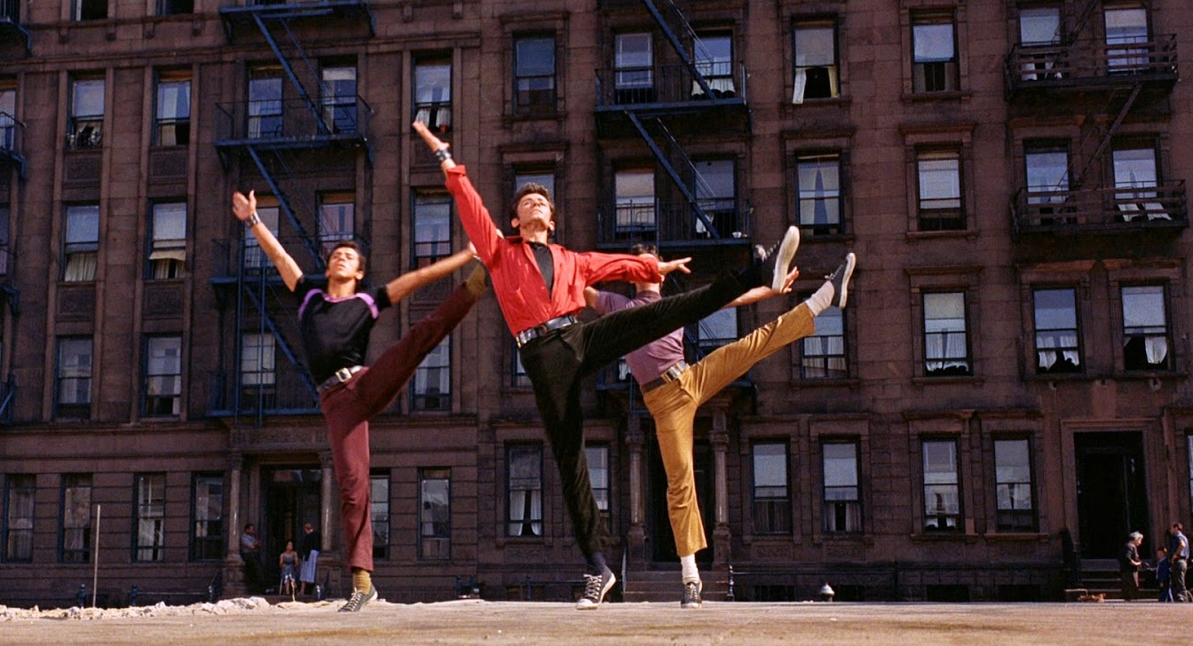 West Side Story, musical