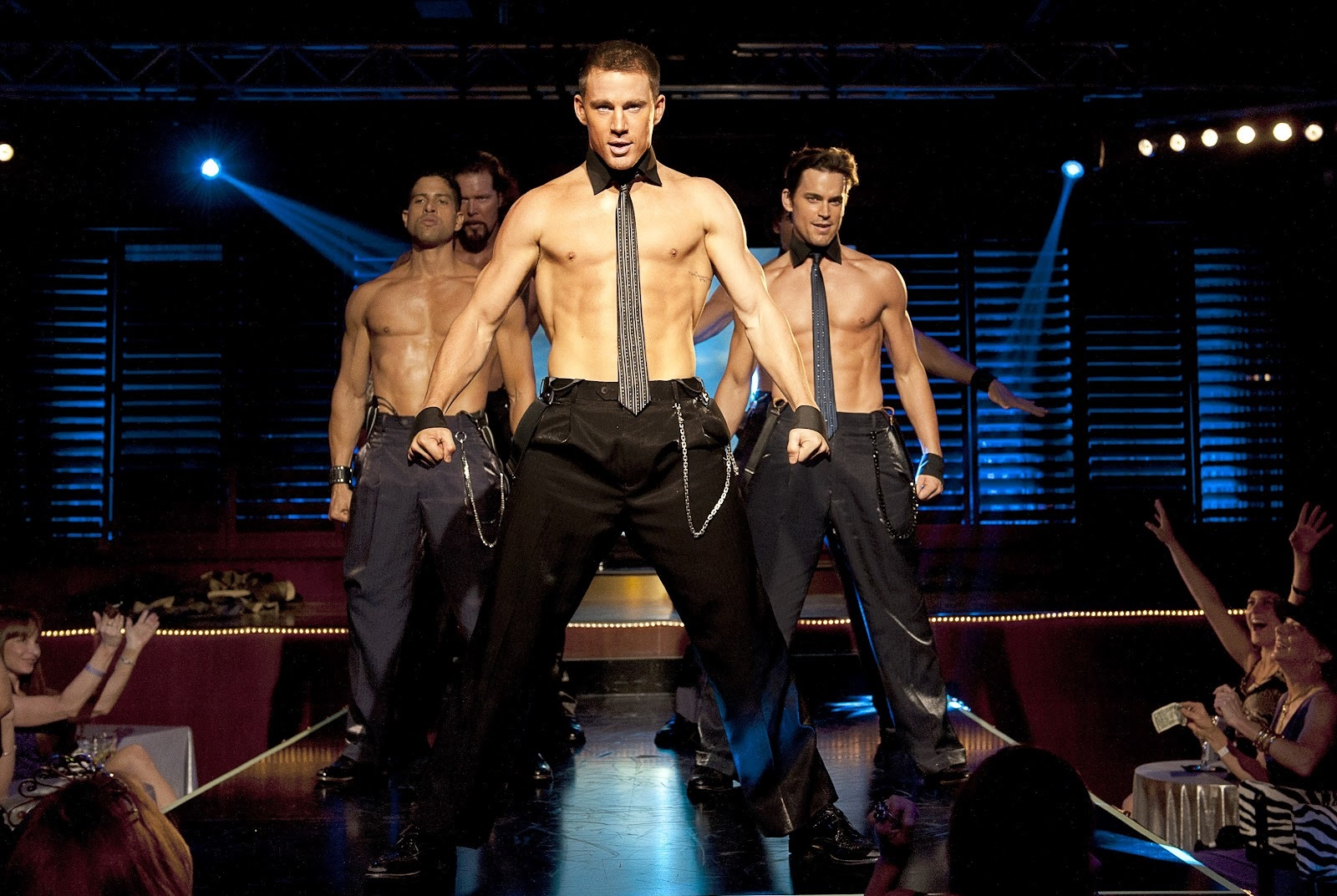 Filmy o tańcu: Magic Mike