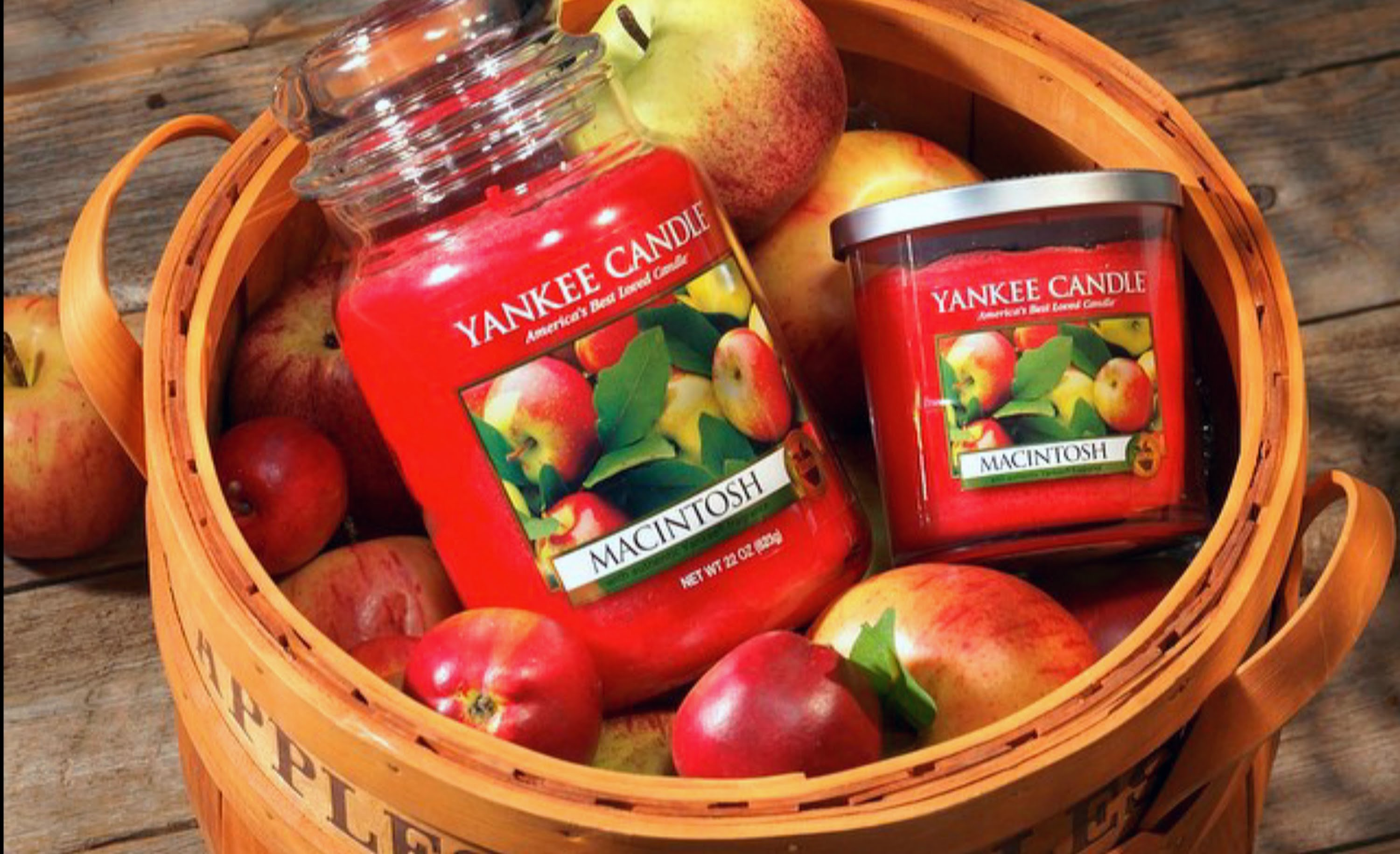 Macintosh Yankee Candle