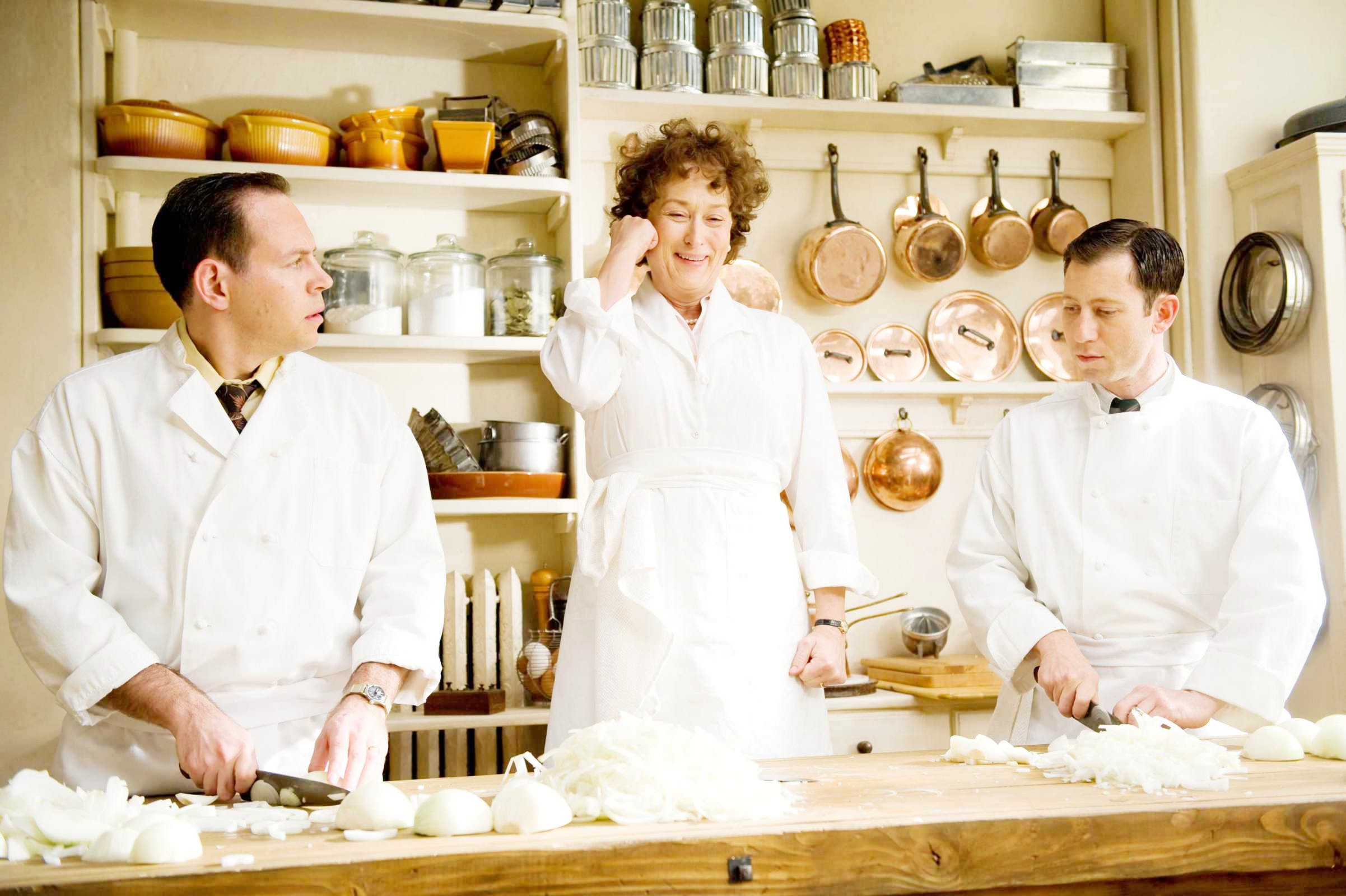Julie i Julia film