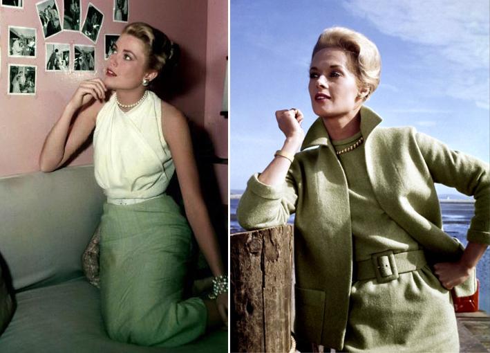 """Grace Kelly w """"Oknie na podwórze"""" i Tippi Hedren w """"Ptakach"""""""