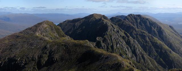 Aonach Eagach, Highland