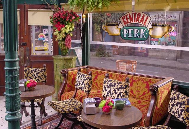 Przyjaciele - Central Perk (2)