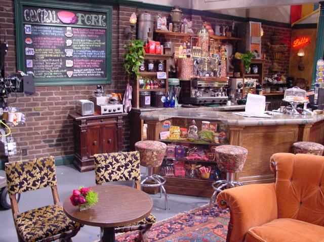 Przyjaciele - Central Perk (3)