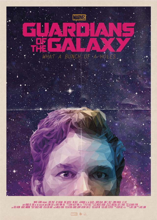 Strażnicy galaktyki - Simon Delart