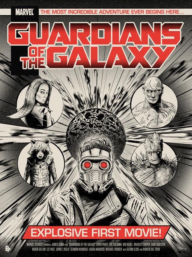 Strażnicy galaktyki - Chris Skinner