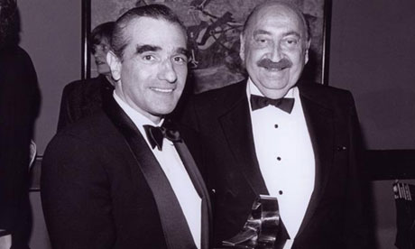 Martin Scorsese and Saul Bass