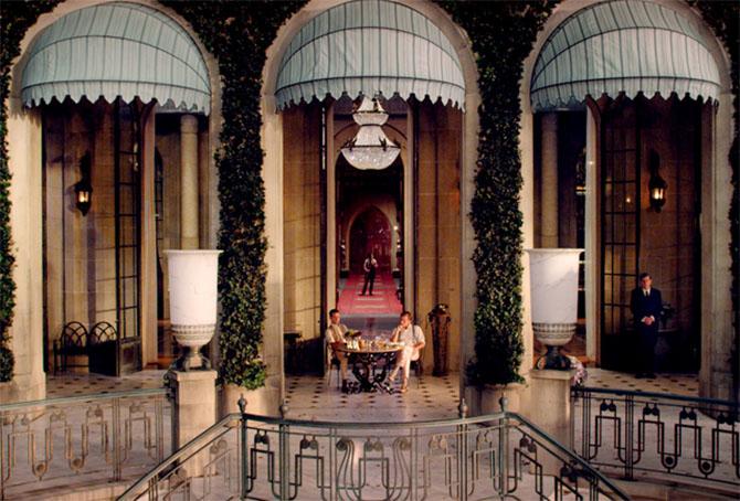 Wielki Gatsby dom