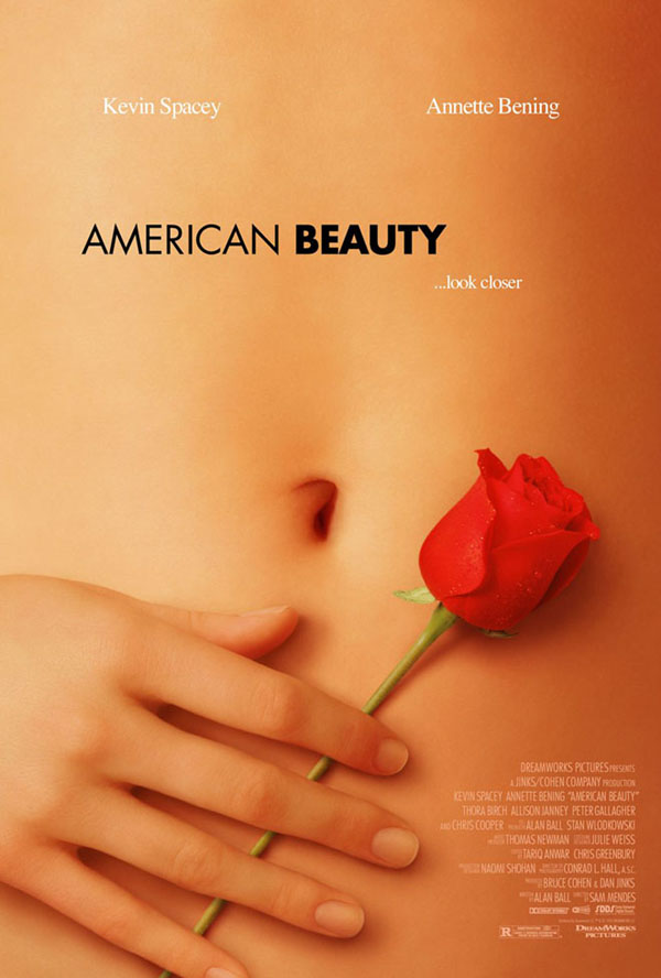 4-american-beauty-creative-movie-poster-design