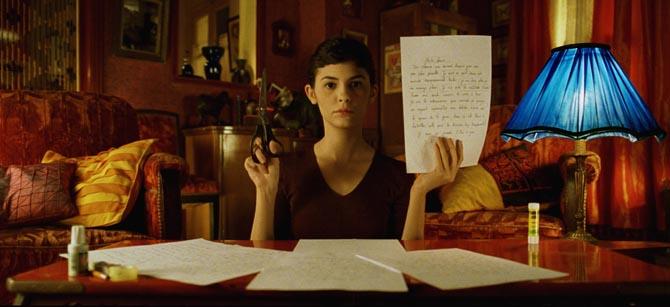 Amelia, film, wnętrza