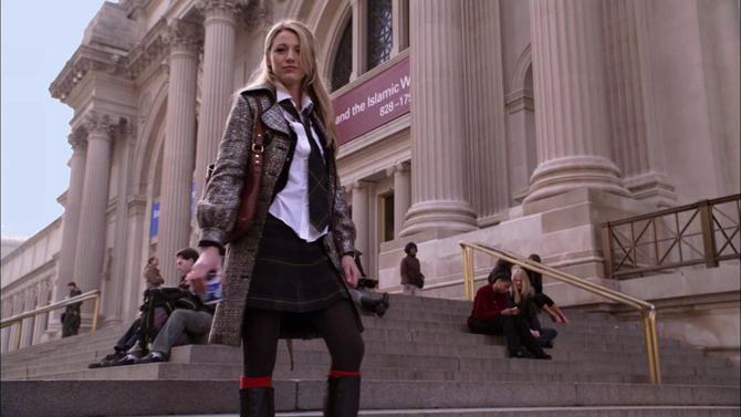 Gossip Girl, turystyka filmowa, Nowy York
