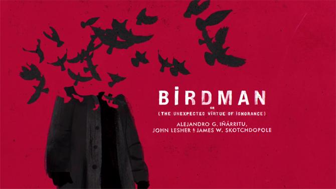 Birdman, film