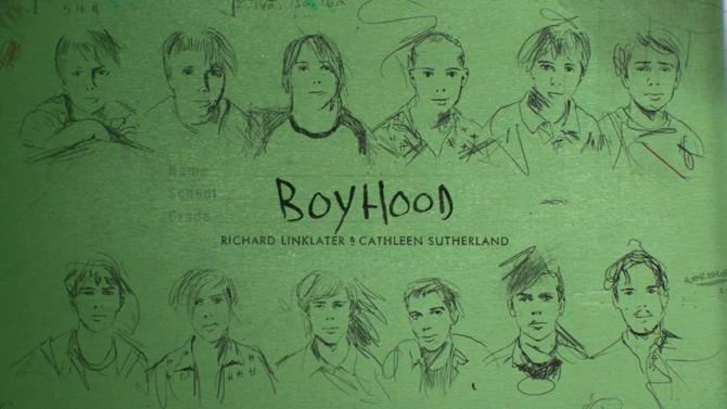 Boyhood, film