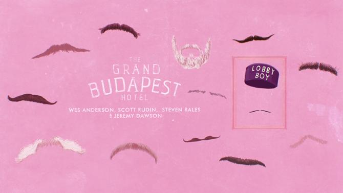 Grand Budapest Hotel, film