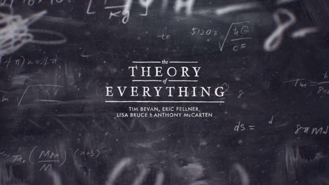 Teoria wszytskiego, film