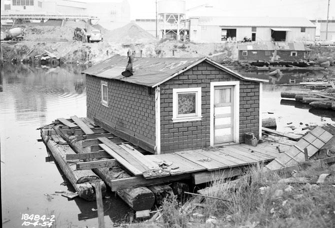 dom na wodzie seattle, bezsenność w seattle, film