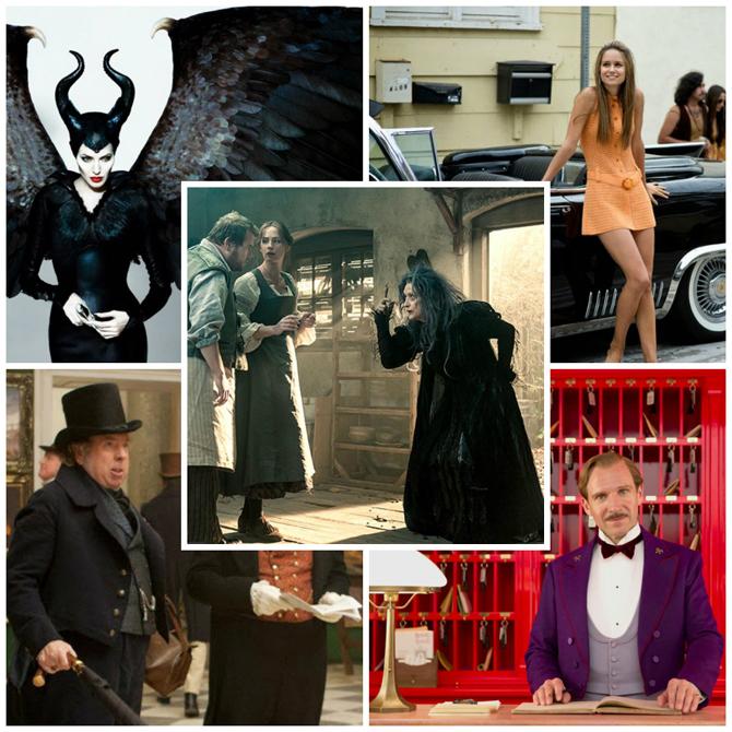 Oscary, kostiumy, nominacje, czarownica
