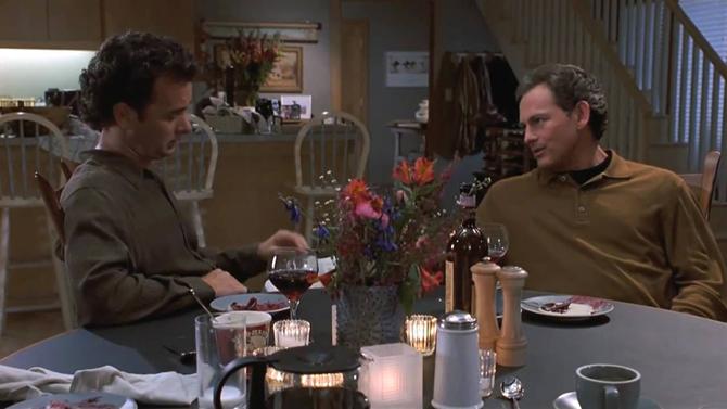 Bezsenność w Seattle, dom na wodzie, Tom Hanks