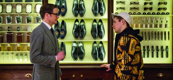 Kingsman: tajne służby, kostiumy, garnitury, Mr Porter