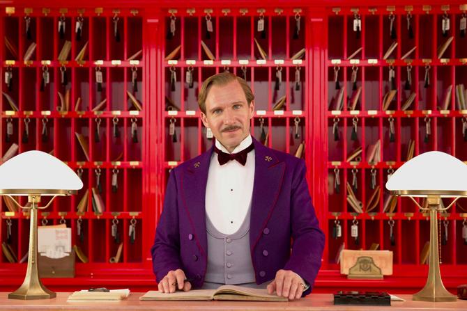 Grand Budapest Hotel, kostiumy, Oscary, nominacje