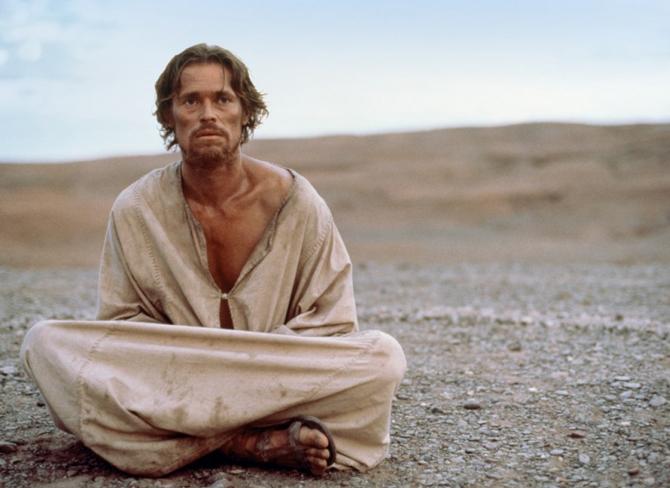 Ostatnie kuszenie Chrystusa, film, filmy na Wielkanoc