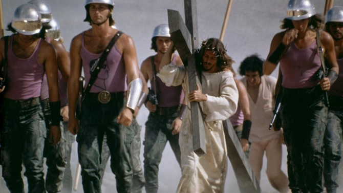 Jesus Christ Superstar, film, filmy na Wielkanoc