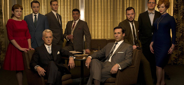 mad men serial ubrania, styl, moda