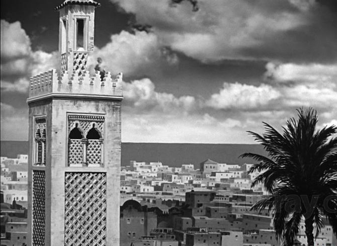 Casablanca-matte