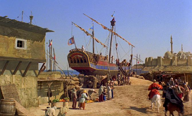 Golden Voyage Sinbad-city BR (Ruiz)