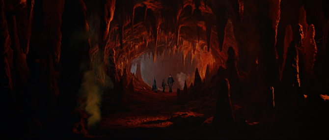 Indiana Jones BR caverns