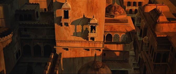 Indiana Temple Doom- BR palace twilight