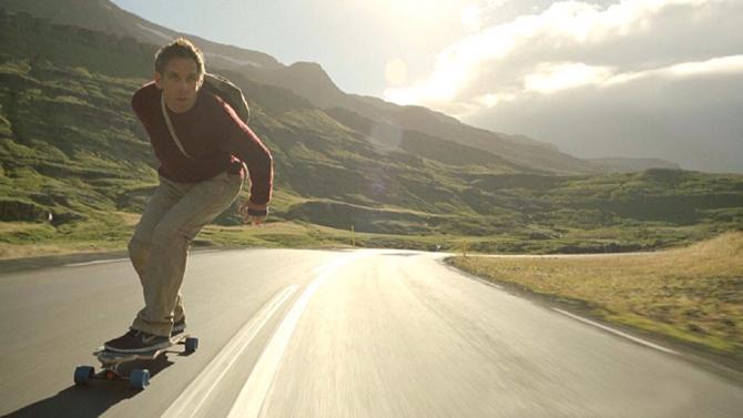 Sekretne życie Waltera Mitty, turystyka filmowa