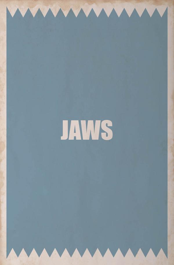 jaws-minimalist-movie-poster