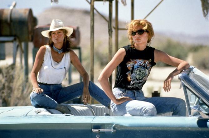 Thelma i Louise, film turystyka filmowa