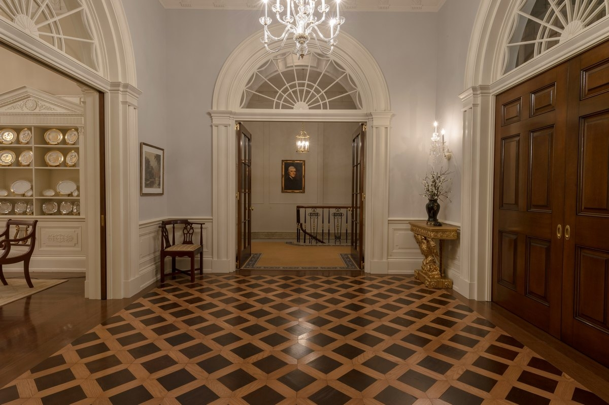 Biały Dom, House of Cards