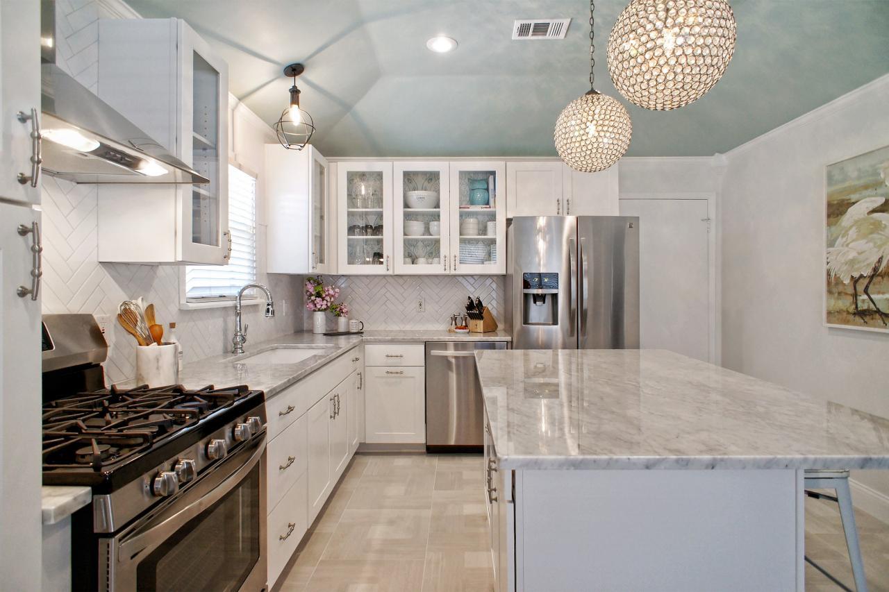 wady marmurowych blatów do kuchni