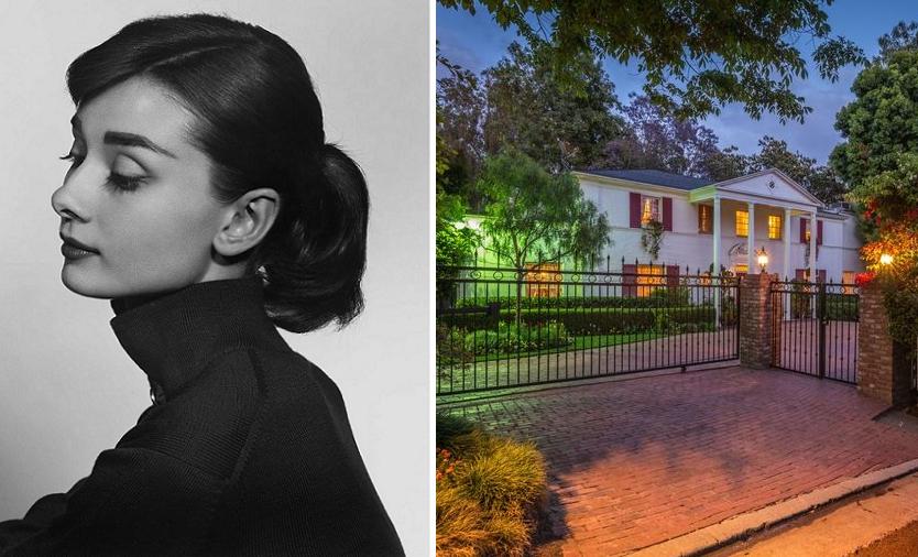 Dom Audrey Hepburn