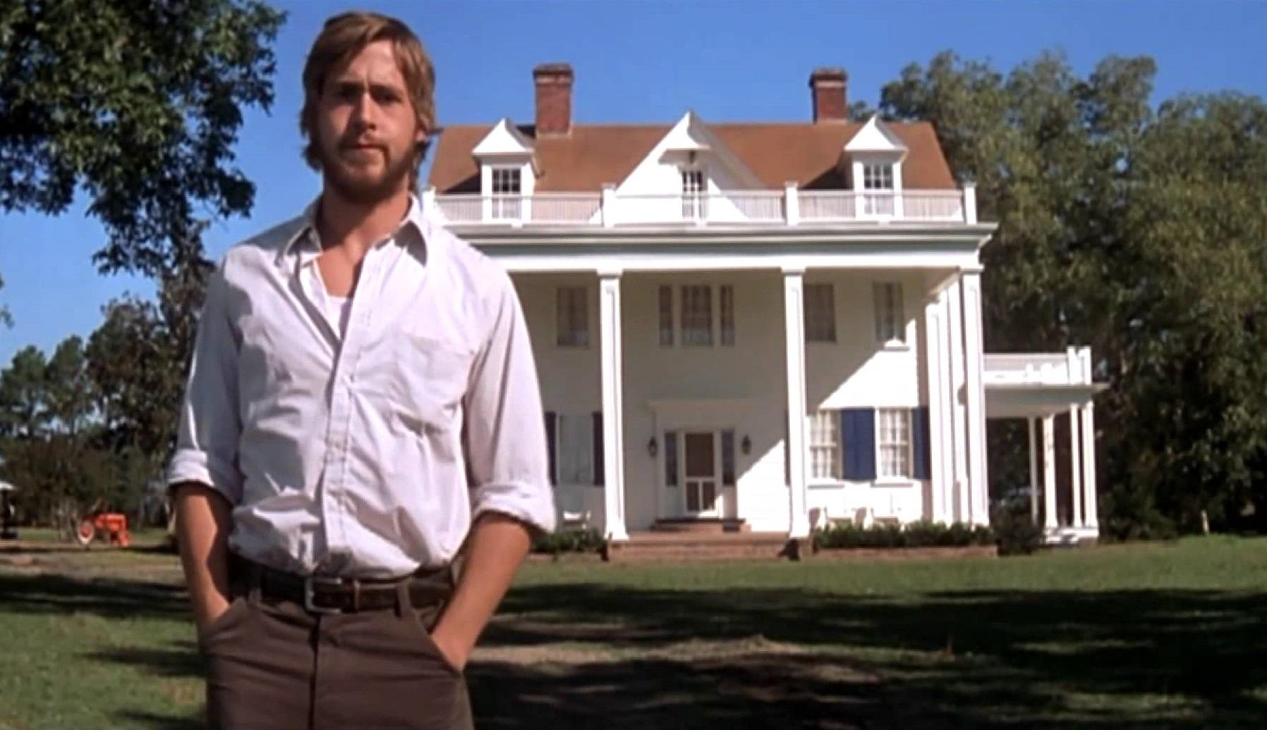 Film Pamiętnik Ryan Gosling