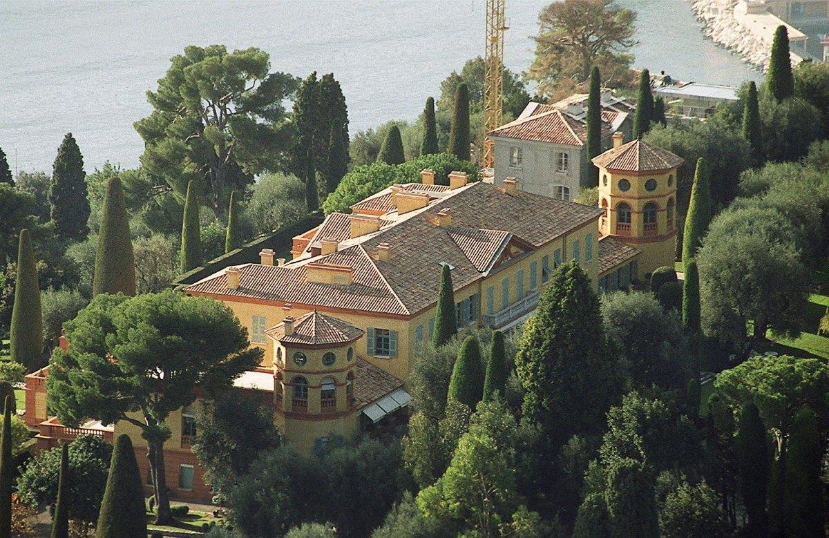 Villa La Leopolda, 10 najdroższych domów na świecie