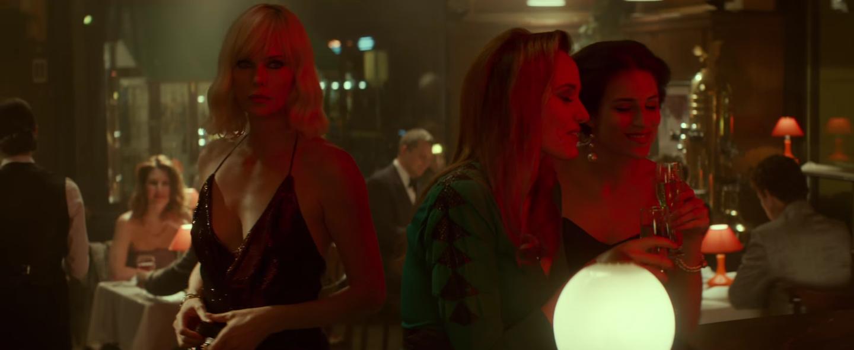 Atomic blonde, film