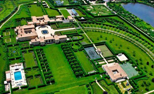 10 najdroższych domów na świecie