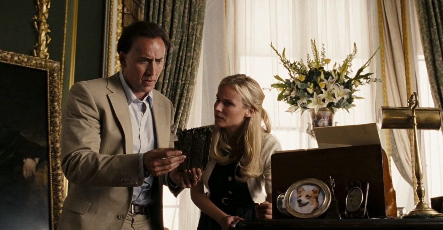 National Treasure. Book of Secrets