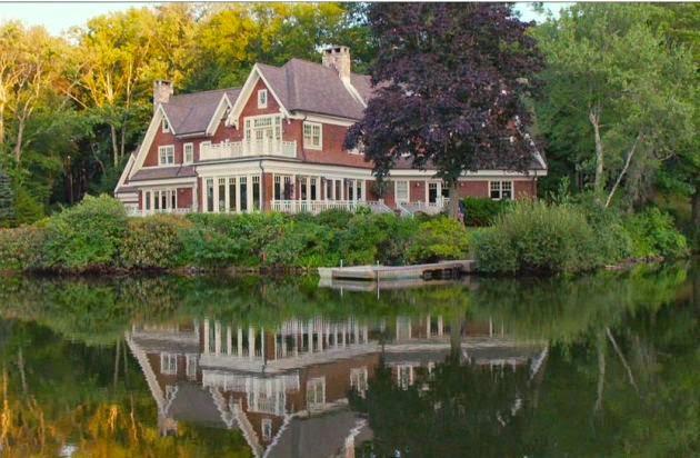 Dom z filmu Wielkie wesele