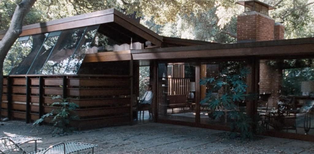 dom z filmu Samotny mężczyzna